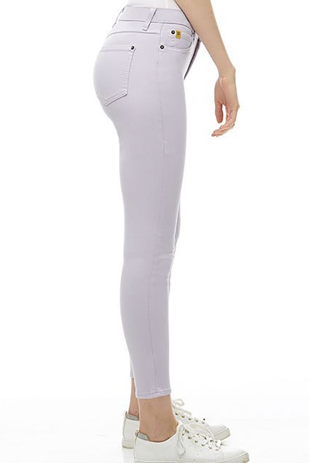 Yoga Jeans Spring - Side Cropped Image