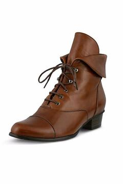 Spring Footwear Lace Up Bootie - Product List Image