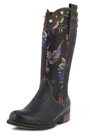 Spring Footwear Tiziana Cowboy Boot - Product Mini Image