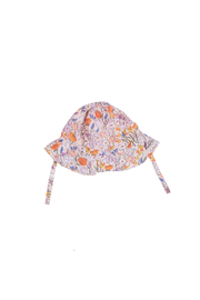 Angel Dear Springtime Floral Sunhat - Front cropped