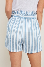 ee:some Springtime Stripes shorts - Front full body