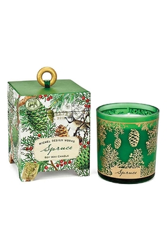 Michel Design Works Spruce Candle Small - Alternate List Image