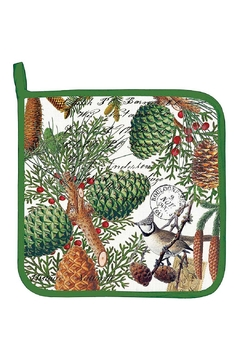 Michel Design Works Spruce Potholder - Alternate List Image
