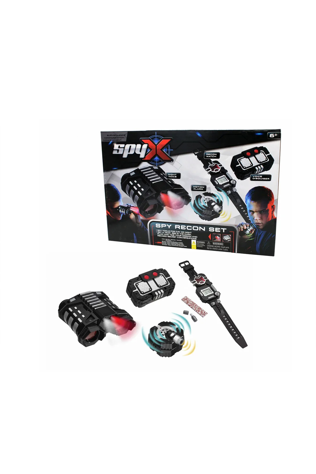 Mukikim SpyX Spy Recon Set - Main Image
