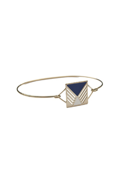 So Chic Square Bangle - Product List Image