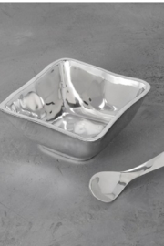 Beatriz Ball Square bowl with spoon - Product Mini Image