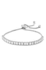 Wild Lilies Jewelry  Square Crystal Bracelet - Product Mini Image