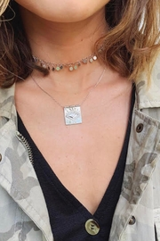 Wild Lilies Jewelry  Square Eye Necklace - Product Mini Image