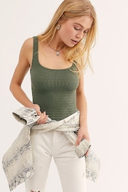 Free People Square One Seamless Cami - Product Mini Image