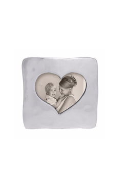 Mariposa Square Open Heart Frame - Product List Image