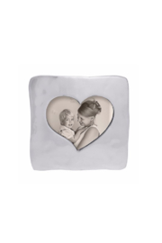 Mariposa Square Open Heart Frame - Product Mini Image