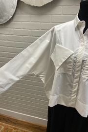 Simply Mila Square Shirt - Front full body