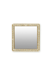 i decoz Square Studded Phone Mirror - Front cropped
