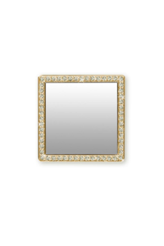 iDecoz Square Studded Phone Mirror - Product List Image