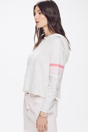 Mother Square Tear-Raw Hood - Side cropped