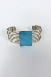 Jan Jachimek Square Turquoise Bracelet - Product Mini Image