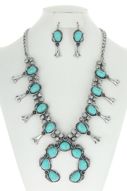 Something Special Squash Blossom Necklace-Set - Product Mini Image