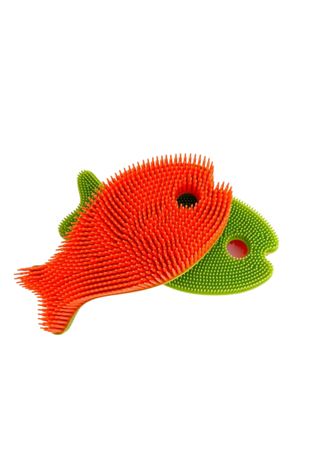 New People Fish Squigee Brush - Multiple Colors - Main Image