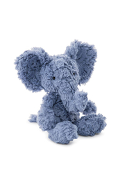 Jellycat Squiggles Elephant - Front cropped