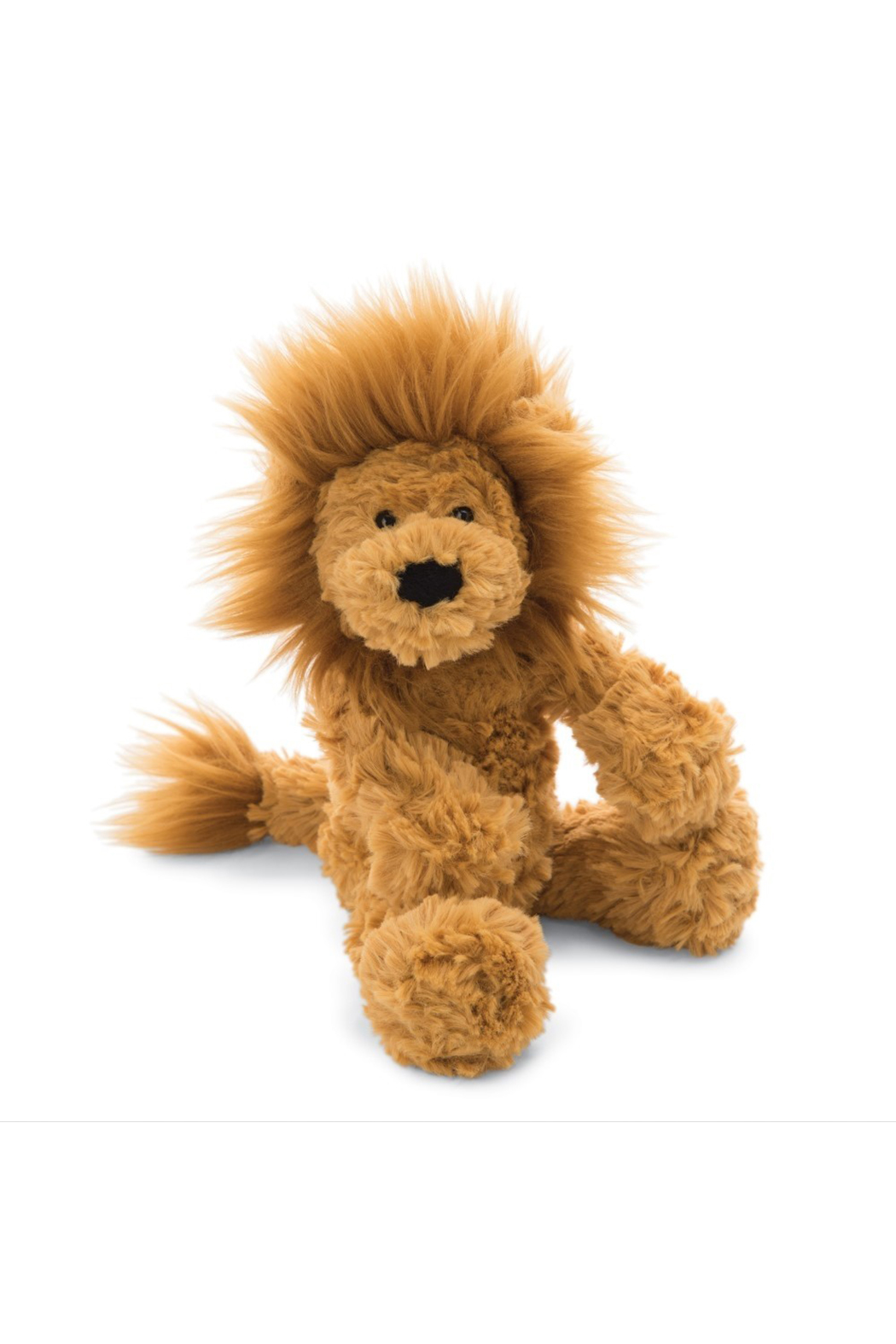 Jellycat Squiggles Lion - Main Image