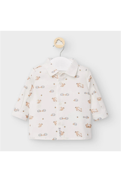 Mayoral Squirel & Hedgehod Shirt - Product List Image