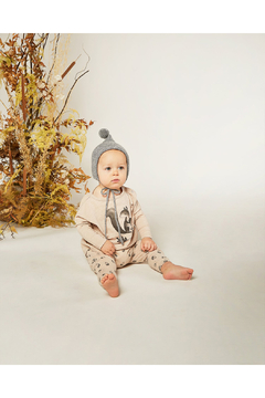 Shoptiques Product: Squirrel Long Sleeve Slouch Set