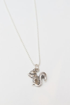 folklore & fairytales Squirrel storybook necklace - Product List Image