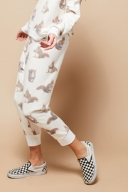 All Things Fabulous Squirrels Cropped Pants - Product Mini Image