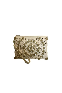 SR2 by Sondra Roberts Floral Wristlet - Product List Image