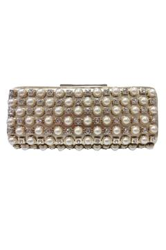 Shoptiques Product: Pearl Chic Clutch