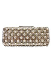 SR2 by Sondra Roberts Pearl Chic Clutch - Product Mini Image