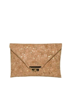 Shoptiques Product: Quilted Cork Clutch