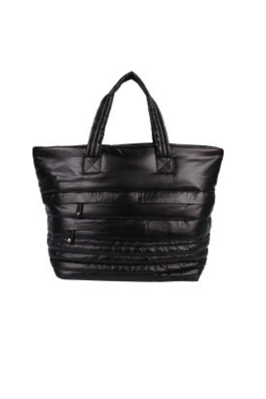 SR2 by Sondra Roberts Puffer Tote from New York by Let's ...