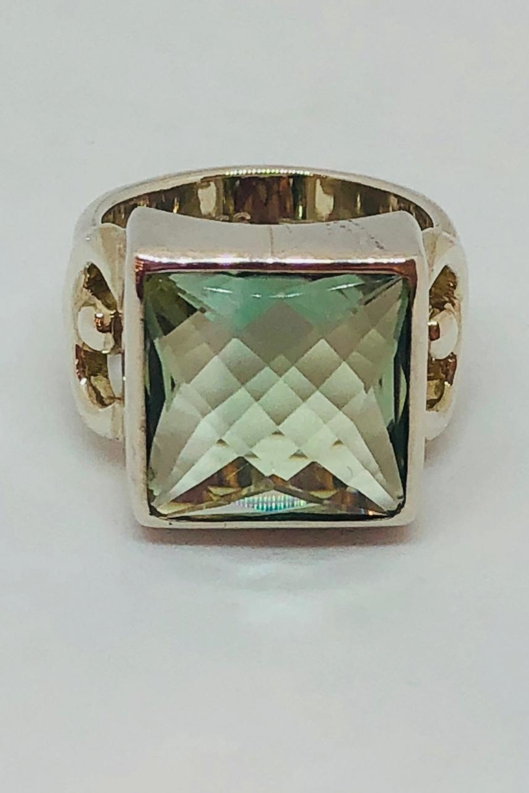 Barry Brinker Fine Jewelry Sr4971 - Front Cropped Image