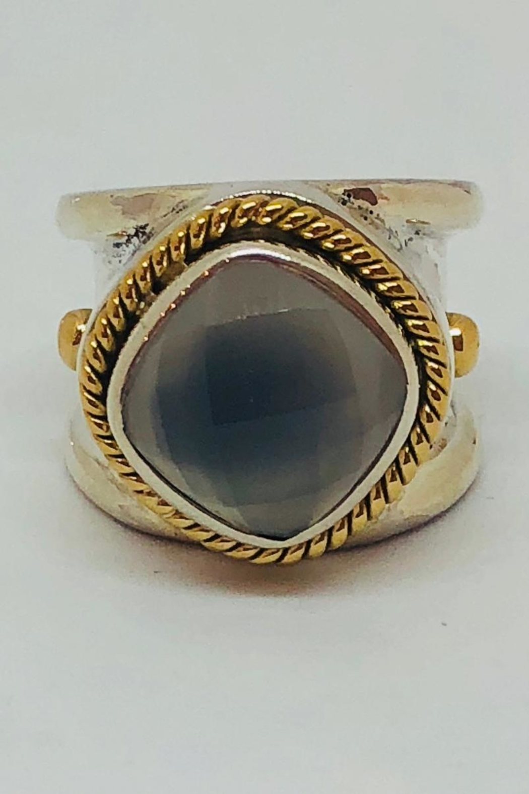 Barry Brinker Fine Jewelry Sr5899 - Front Cropped Image