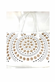 SR by Sondra Roberts 3d Floral Tote - Product Mini Image