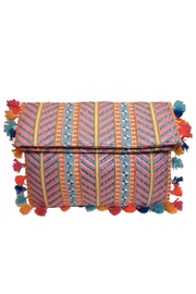 SR by Sondra Roberts Fold Over Clutch - Front cropped