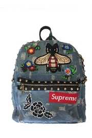SR by Sondra Roberts Studded Bee Backpack - Product Mini Image