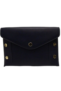 Shoptiques Product: Studded Convertable Clutch