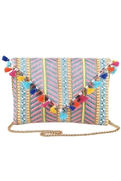 Shoptiques Product: V- Flap Clutch