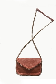 SR by Sondra Roberts V-Flap Cross Body - Product Mini Image