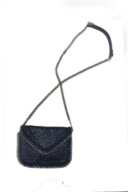 SR by Sondra Roberts V-Flap Crossbody - Product Mini Image