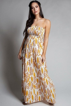 Unknown Factory Srapless Summer Dress - Product List Image