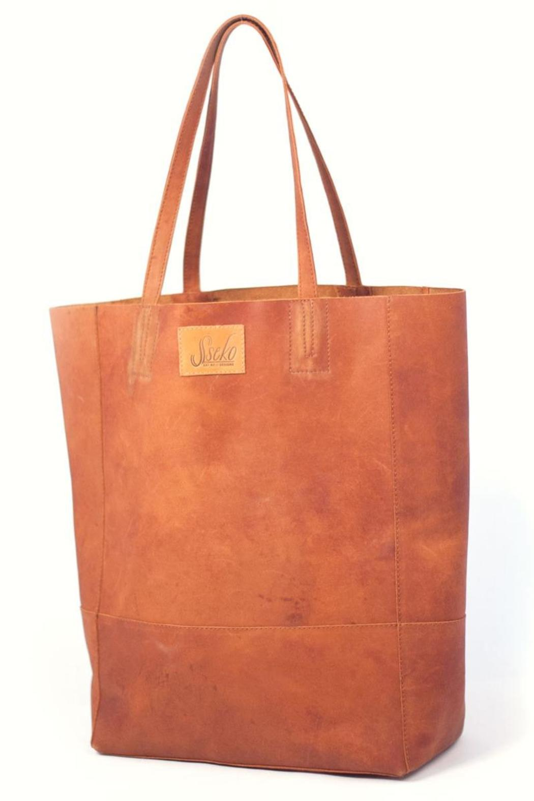 Sseko Designs Leather Bucket Bag From Charleston By Be The Change Boutique Shoptiques