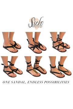 Sseko Designs Ribbon Sandal Base - Alternate List Image