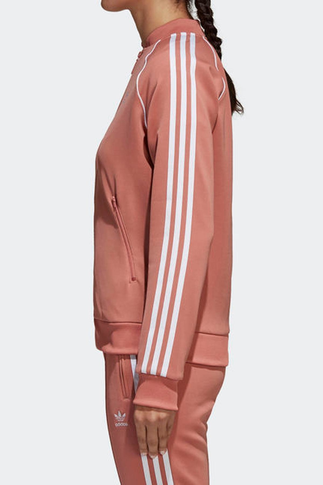adidas Sst Track Jacket - Side Cropped Image