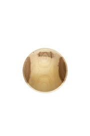 St. Germain Crafts Elm Wood Bowl - Front full body