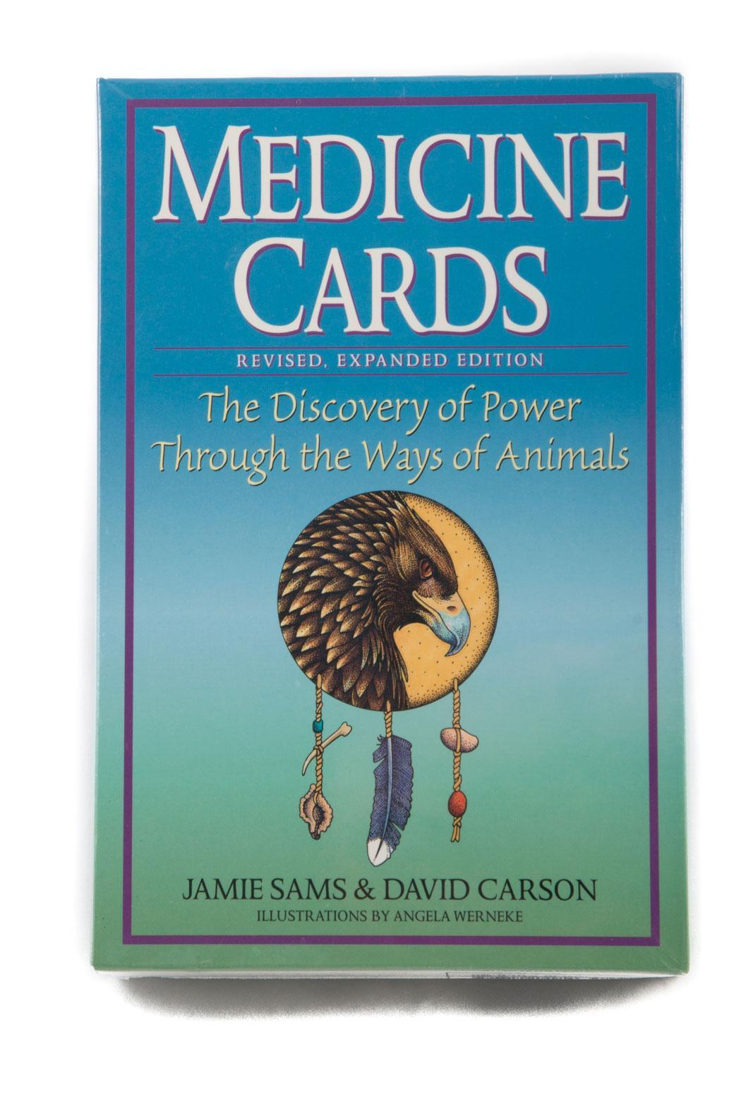 St. Martin's Press Medicine Cards - Main Image