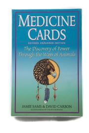 St. Martin's Press Medicine Cards - Front cropped