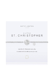 Katie Loxton St. Christopher Bracelet - Product Mini Image